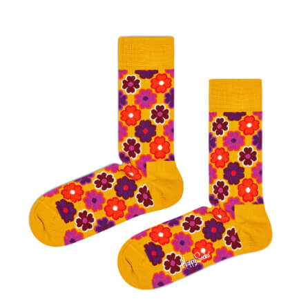 Happy Socks Flower Power