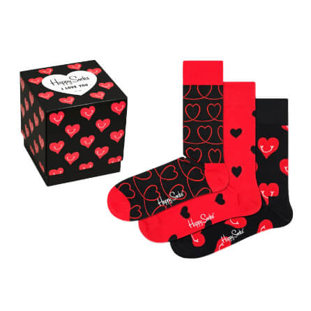 Happy Socks I Love You Gift Box