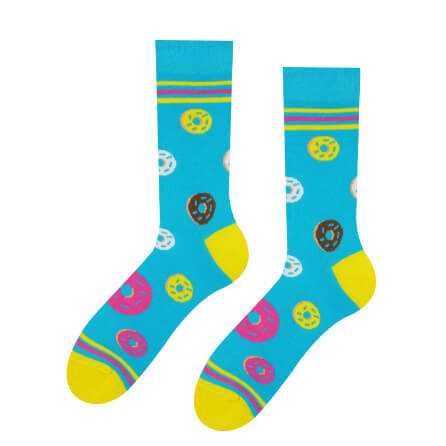 Hesty Socks Donut