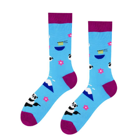Hesty Socks Panda