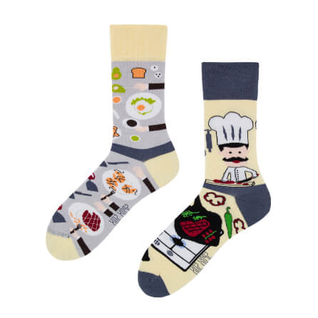 Spox Sox Kitchen Socks